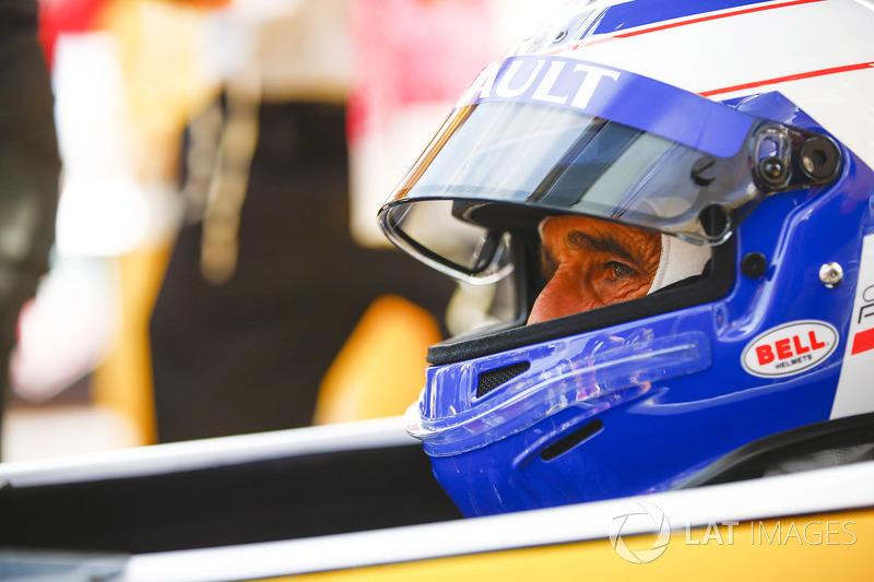 Ален Прост, Renault Sport F1 Team RE40