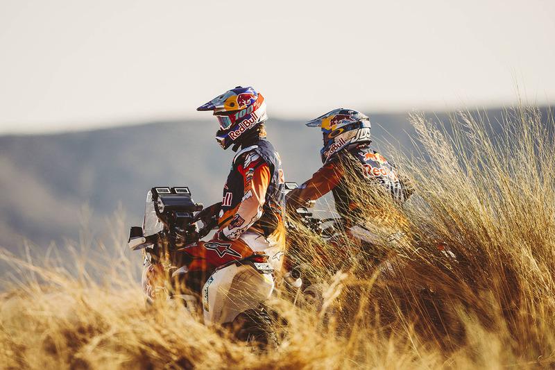 Toby Price, Red Bull KTM Factory Racing , Sam Sunderland, Red Bull KTM Factory Racing
