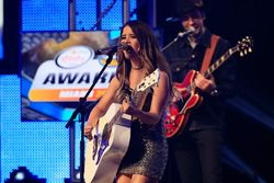Maren Morris performs