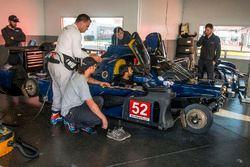 #52 PR1 Mathiasen Motorsports Gibson Ligier JS P217: Michael Guasch, Tom Kimber-Smith, Jose Gutierrez