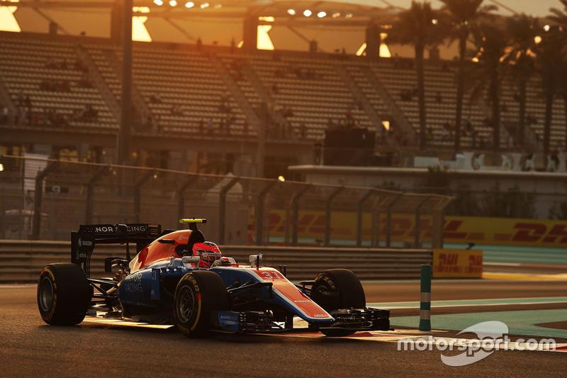 13. Esteban Ocon, Manor Racing MRT05