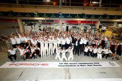 Porsche Team FIA WEC Drivers Championship - #2 Porsche Team Porsche 919 Hybrid: Romain Dumas, Neel Jani, Marc Lieb