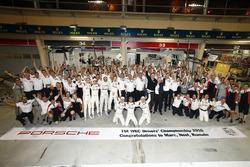 #2 Porsche Team Porsche 919 Hybrid: Ромен Дюма, Нил Джани, Марк Либ