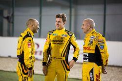 Gabriele Tarquini, LADA Sport Rosneft, Lada Vesta; Nicky Catsburg, LADA Sport Rosneft, Lada Vesta; T
