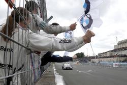 Race winner Bruno Spengler, BMW Team RBM, BMW M4 DTM