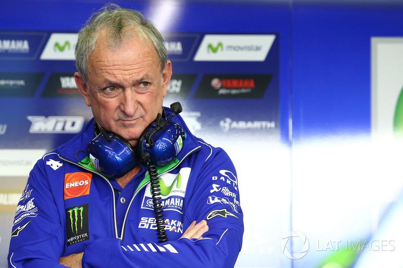 """Ramon Forcada: """"A Yamaha me disse que eu não ia continuar, mas o piloto não me disse nada, nem uma única palavra"""""""