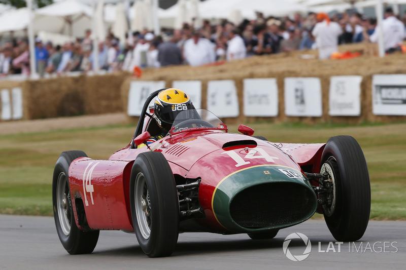 Andrew Newall, Ferrari Lancia D50