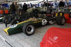 1967 Jim Clark Lotus 49 Silverstone