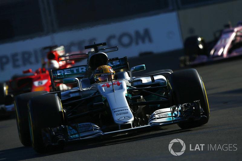 6.- Gran Premio de Azerbaiyán 2017
