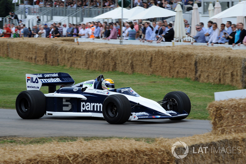 Brabham BT52 Martini