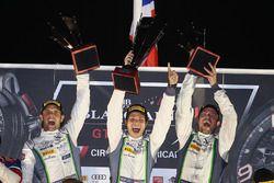 Les vainqueurs Andy Soucek, Maxime Soulet, Vincent Abril, Bentley Team M-Sport