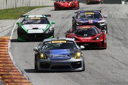 #47 NolaSport Porsche Cayman GT4 Clubsport MR: Keith Jensen