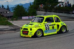 Ronny Marchegger, Fiat 500 BMW