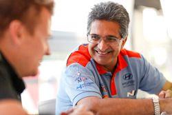 Michel Nandan, directeur de Hyundai Motorsport