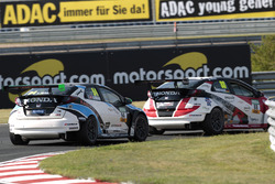 Kris Richard, Target Competition, Honda Civic Type R-TCR, Moritz Oestreich, Honda Team ADAC Sachsen, Honda Civic Type R-TCR