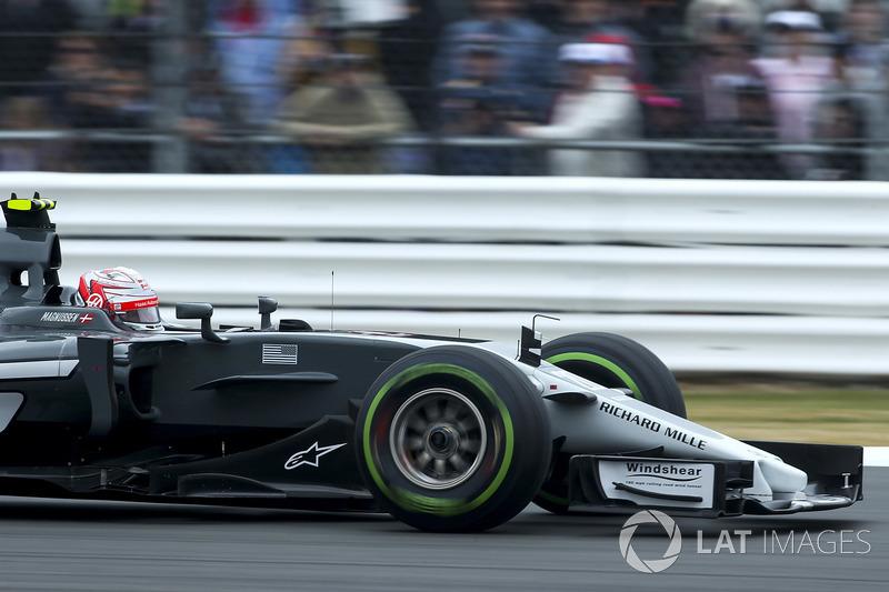 12. Кевин Магнуссен, Haas F1 Team VF-17