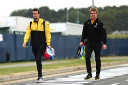 Jolyon Palmer, Renault Sport F1 Team, Jack Clarke
