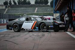 NASCAR Euro car