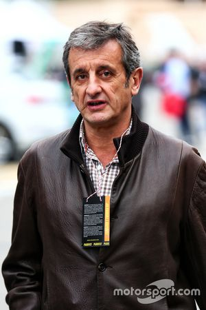 Luis Moya, Former Co-Driver of Carlos Sainz