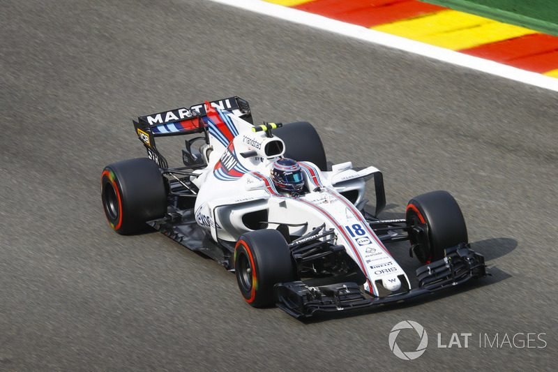11. Lance Stroll, Williams FW40