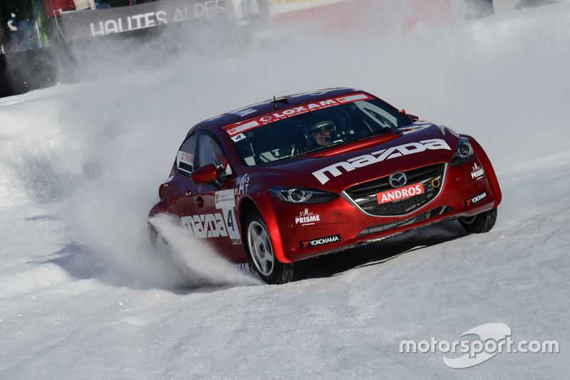 Mazda au Trophée Andros