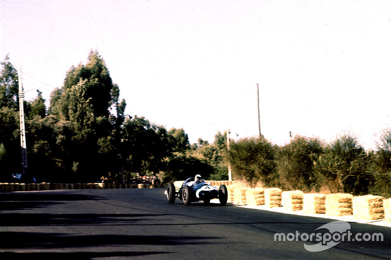 Stirling Moss, Cooper-Climax, GP de Portugal de 1959