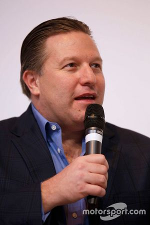 Zak Brown, président Motorsport Network