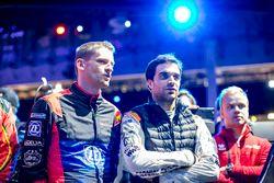 Maro Engel, Venturi, Spark-Venturi and Jérôme D'Ambrosio, Dragon Racing