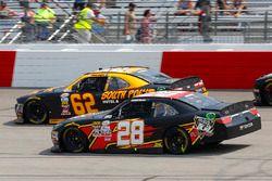 Brendan Gaughan, Richard Childress Racing, Chevrolet; Dakoda Armstrong, JGL Racing ,Toyota