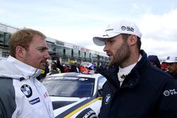 #98 Rowe Racing, BMW M6 GT3: Maxime Martin