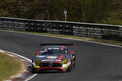 #47 Mercedes-AMG Team HTP Motorsport, Mercedes-AMG GT3: Sebastian Asch, Stefan Mücke, Christain Hohe
