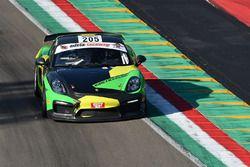 Nicola Neri, Kinetic Racing, Porsche Cayman GT4