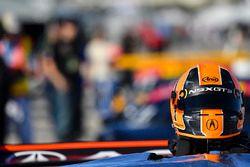 Ryan Eversley, RealTime Racing, casco