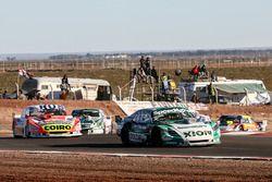 Agustin Canapino, Jet Racing Chevrolet, Lionel Ugalde, Ugalde Competicion Ford, Carlos Okulovich, Sprint Racing Torino