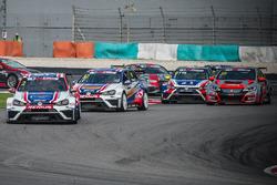 Кантади Кусири, Liqui Moly Team Engstler, Volkswagen Golf GTi TCR
