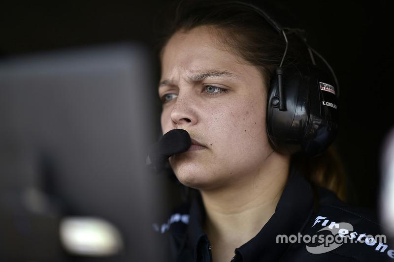 Kate Gundlach, Chip Ganassi Racing
