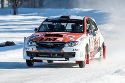 フィンランドラリー選手権第3戦