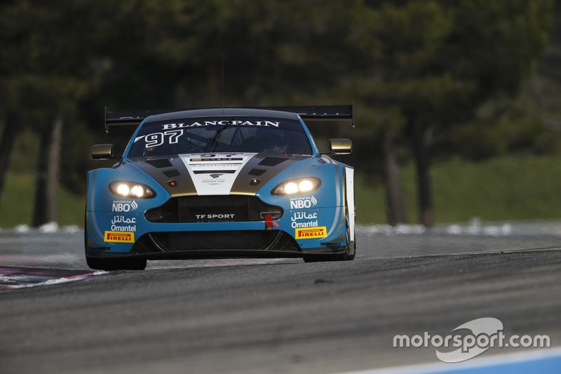 Aston Martin – Vantage GT3