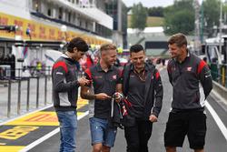 Антоніо Джовінацці, Кевін Магнуссен, Haas F1