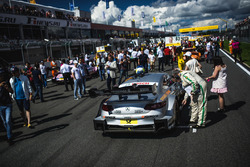 L'auto di Maro Engel, Mercedes-AMG Team HWA, Mercedes-AMG C63 DTM