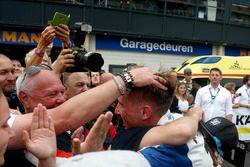 Winnaars #77 Callaway Competition, Corvette C7 GT3-R: Renger van der Zande