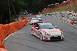 Lukas Eugster, Toyota GT86, Swiss Race Academy, Talfahrt