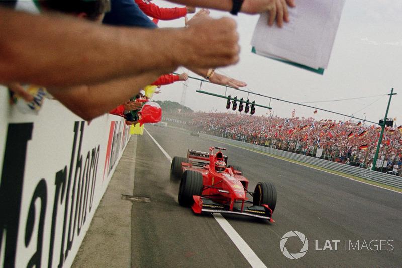 #32 GP de Hongrie 1998