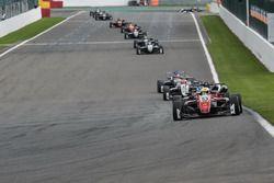 Каллум Илотт, Prema Powerteam, Dallara F317 – Mercedes-Benz
