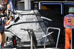 Днище Red Bull Racing RB13