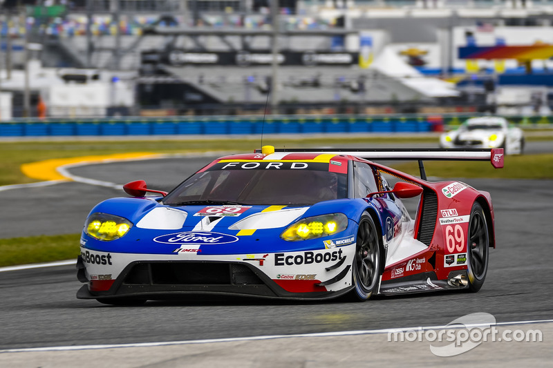 5. GTLM: #69 Ford Performance Chip Ganassi Racing, Ford GT