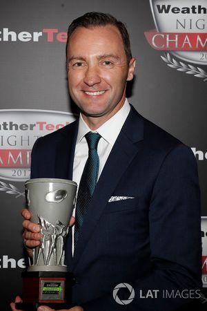 Tequila Patron North American Endurance Cup winnaar Rob Moran van AMG Mercedes