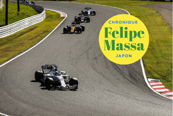 La chronique de Felipe Massa, Japon