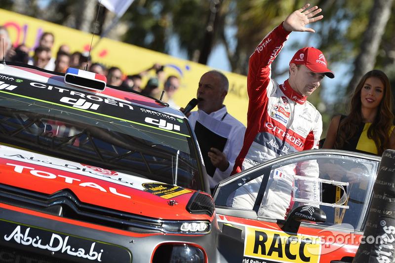 Stéphane Lefebvre, Citroën World Rally Team