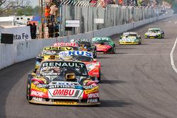 Facundo Ardusso, Renault Sport Torino, Lionel Ugalde, Ugalde Competicion Ford, Omar Martinez, Martin